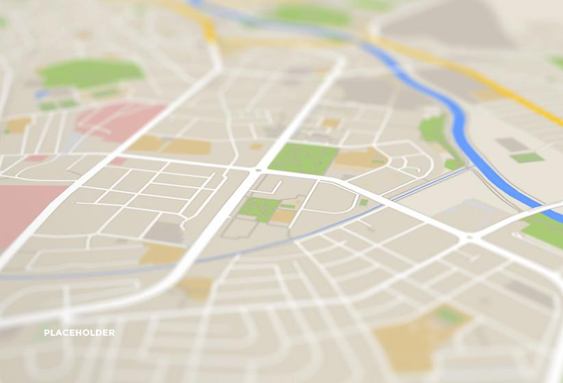 map of community