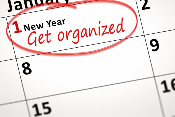 6 Apartment Organization Tips for the New Year